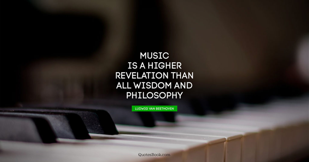 Beethoven knows